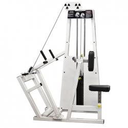 904 Legend Fitness Тяга гребная Vertical Row Pin Select