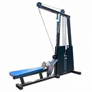 945 Legend Fitness Тяга сверху / Гребная Lat Pulldown / Low Row Combo