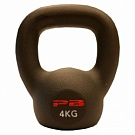 Гиря чугунная Gravity Kettlebell Perform Better 4-60 кг
