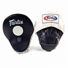 Лапы изогнутые Fairtex FMV9 Contoured Pro Focus Mitts