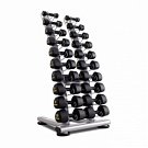 Стойка для гантелей Ziva ST 10 Pair Studio Dumbbell Rack ZST-VS10-6024